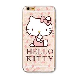 Hello Kitty iPhone 6 (4.7 Zoll) Handy Cover Schutzhülle Handyhülle Cover Schutzhülle Handy Cover (Model 8) - 1